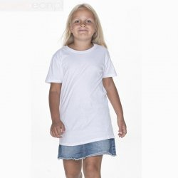 T-shirt Lpp biały 156 cm