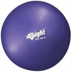 Piłka gimnastyczna Over Ball 26 cm fioletowy