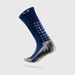 Skarpety piłkarskie Trusox Cushion S niebieski 34-38,5