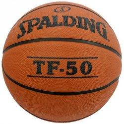 Piłka Spalding  TF-50 7 brązowy