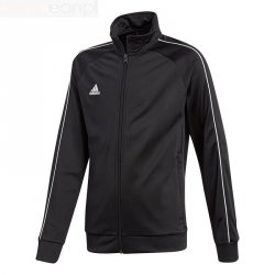 Bluza adidas CORE 18 PES JKTY CE9052 czarny 140 cm