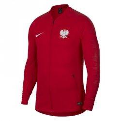 Bluza Reprezentacji Polski POL SQD JKT Anthem 893600 611 czerwony M