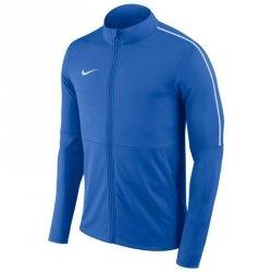 Bluza Nike Dry Park 18 Y TRk JKT AA2071 463 niebieski M (137-147cm)