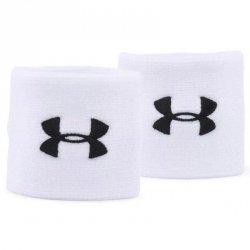 Opaski UA Performance Wristband 1276991 100 one biały