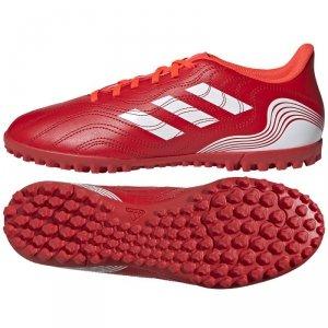 Buty adidas Copa Sense.4 TF FY6179 czerwony 46