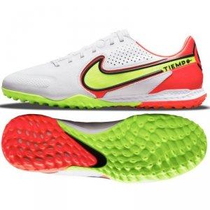 Buty Nike React Tiempo Legend 9 Pro TF DA1192 176 biały 40 1/2