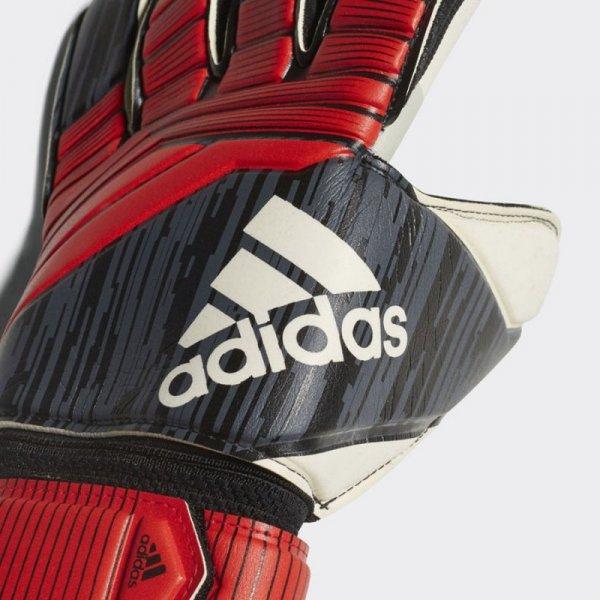 Rękawice adidas Predator League CW5594 czarny 5