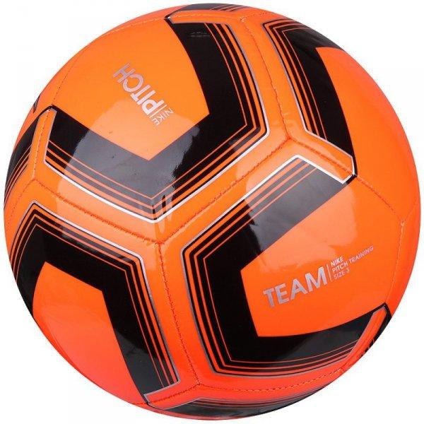 Piłka Nike Pitch Training SC3893 803 pomarańczowy 4