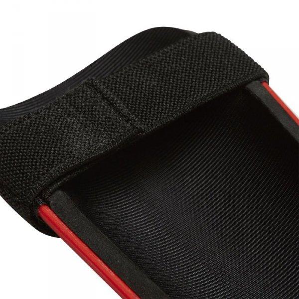 Nagolenniki adidas X Lite Guard DN8608 czerwony L
