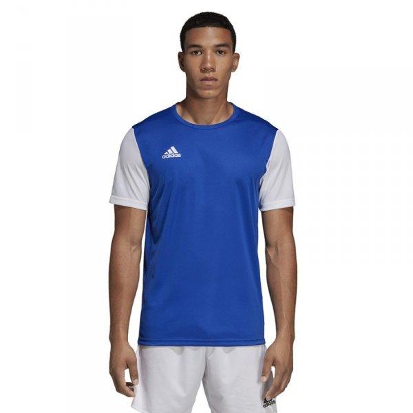 Koszulka adidas Estro 19 JSY DP3231 niebieski M