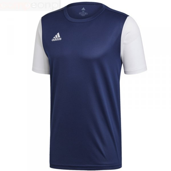 Koszulka adidas Estro 19 JSY DP3232 granatowy 164 cm
