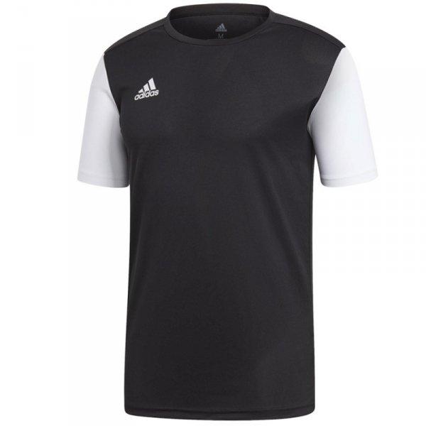 Koszulka adidas Estro 19 JSY DP3233 czarny 128 cm