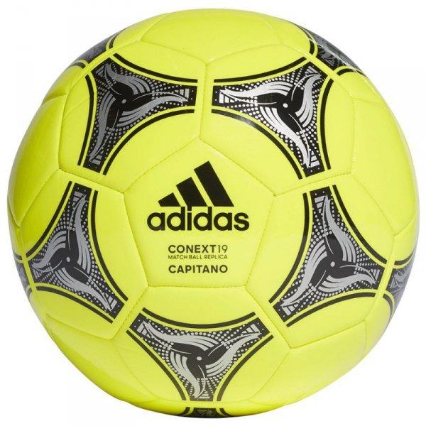 Piłka adidas Conext 19 CPT DN8639 żółty 5