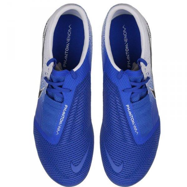 Buty Nike Zoom Phantom Venom Pro IC BQ7496 104 biały 40 1/2