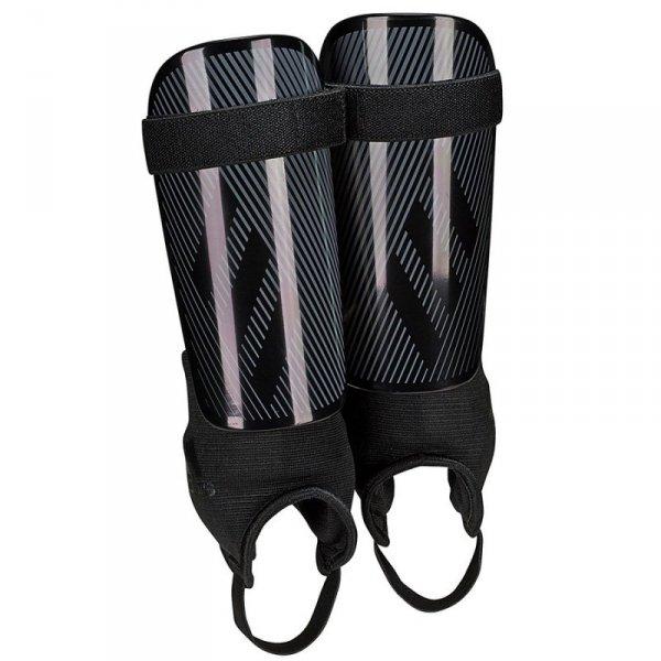 Nagolenniki adidas X Club DY0089 czarny XL