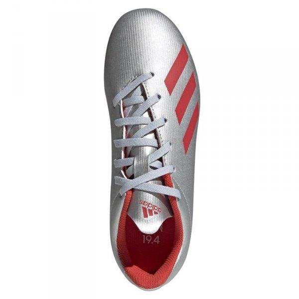 Buty adidas X 19.4 FxG J F35362 szary 37 1/3