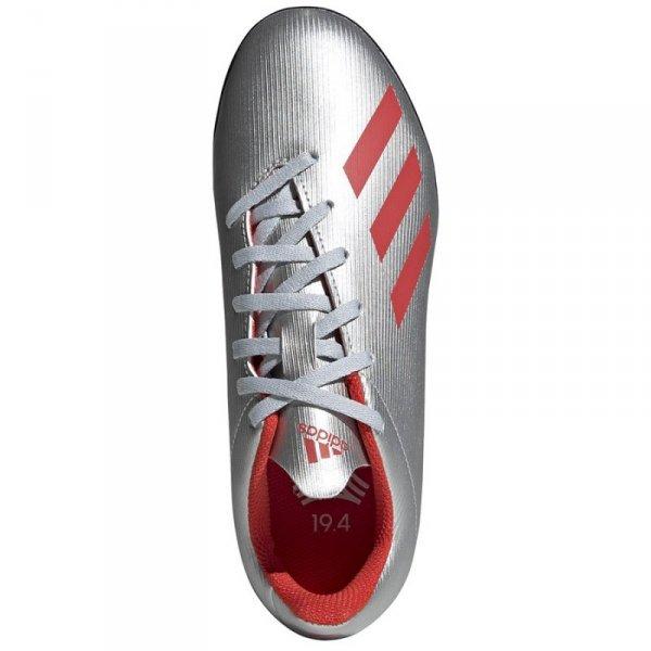Buty adidas X 19.4 TF J F35348 szary 36