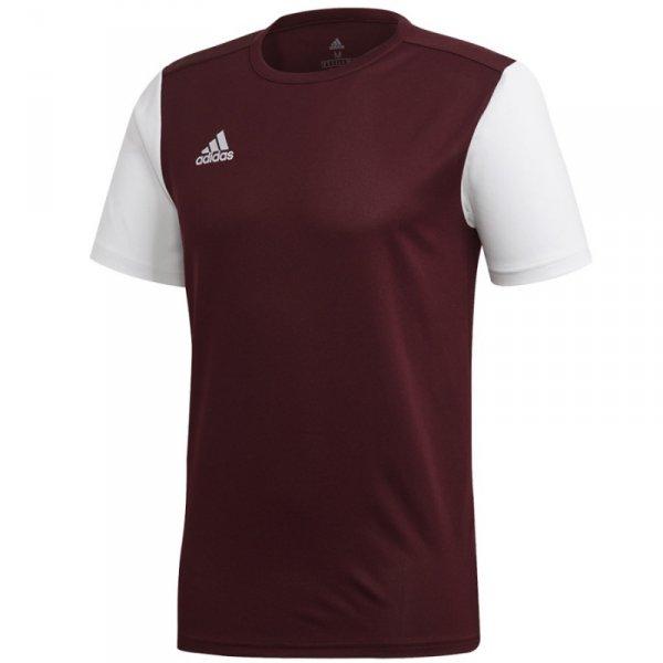 Koszulka adidas Estro 19 JSY DP3239 czerwony 128 cm