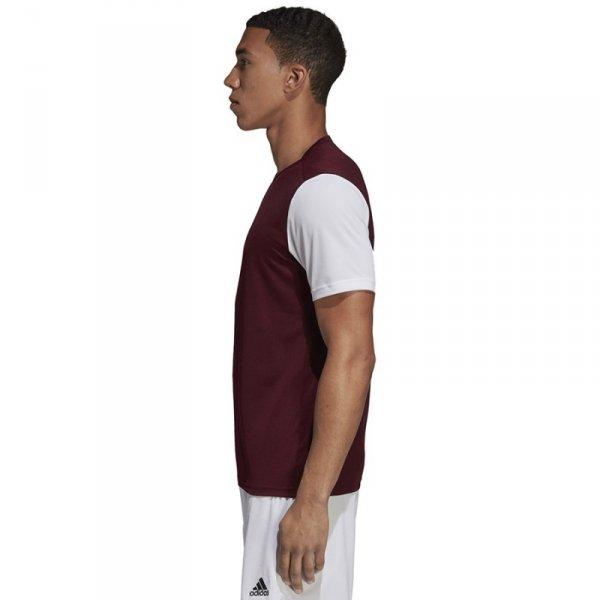 Koszulka adidas Estro 19 JSY DP3239 czerwony 164 cm