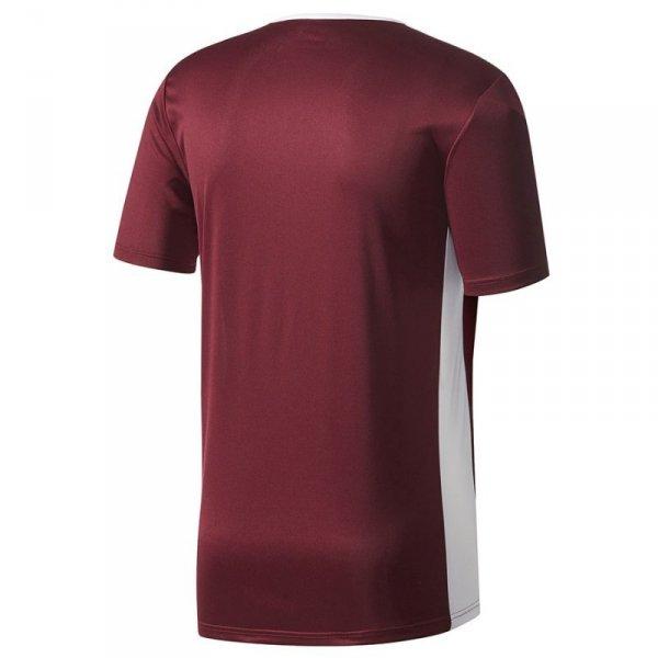 Koszulka adidas Entrada 18 JSY CD8430 czerwony L