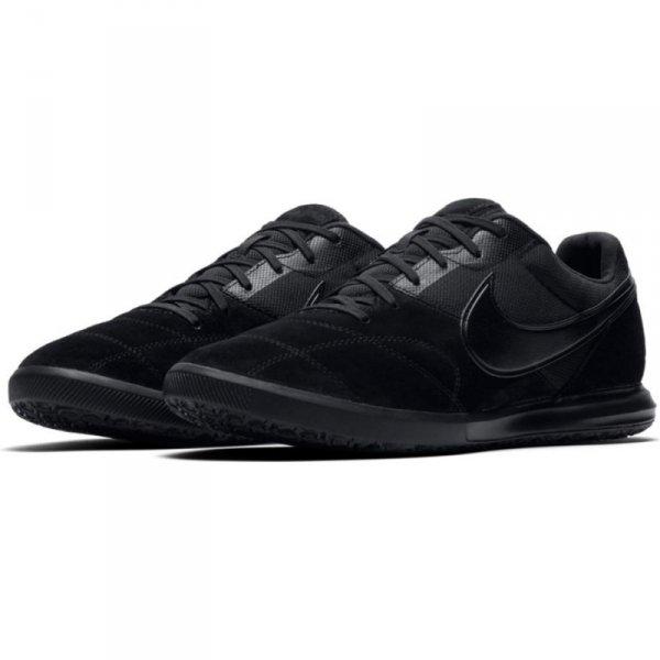 Buty Nike Premier Sala IC AV3153 011 czarny 45