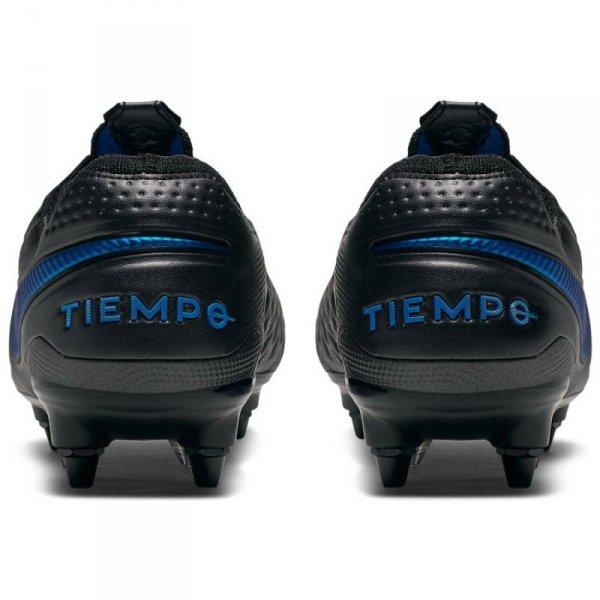 Buty Nike Tiempo Legend 8 Elite SG-Pro AC AT5900 004 czarny 43