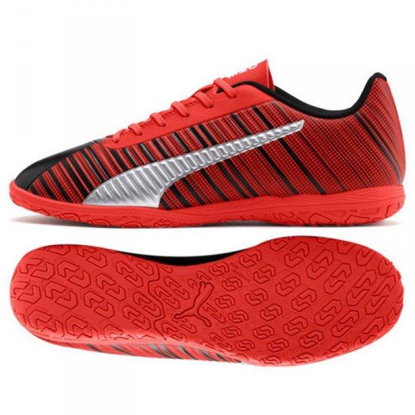 Buty Puma One 5.4 IT 105654 01 czerwony 44 1/2
