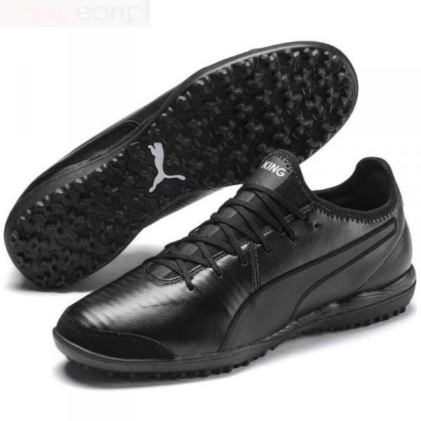 Buty Puma King Pro TT 105668 01 czarny 41