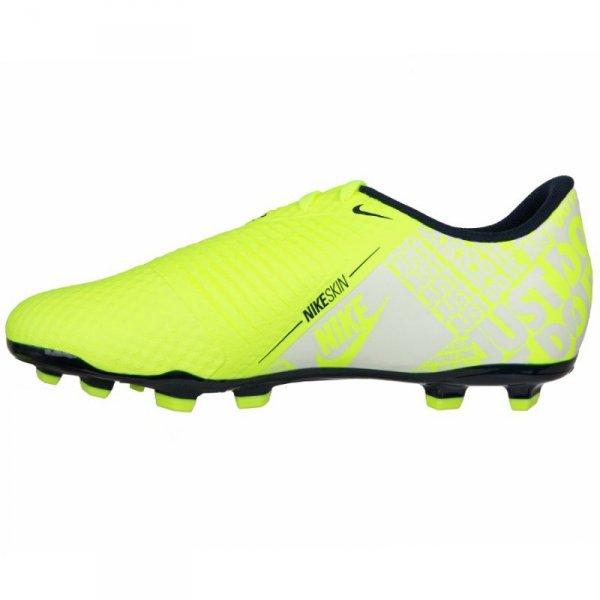 Buty Nike JR Phantom Venom Academy FG AO0362 717 żółty 32