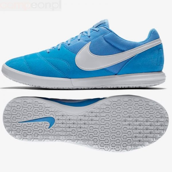 Buty Nike Premier Sala IC AV3153 414 niebieski 40 1/2