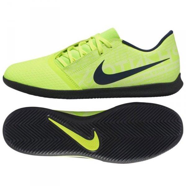 Buty Nike Phantom Venom Club IC AO0578 717 żółty 44