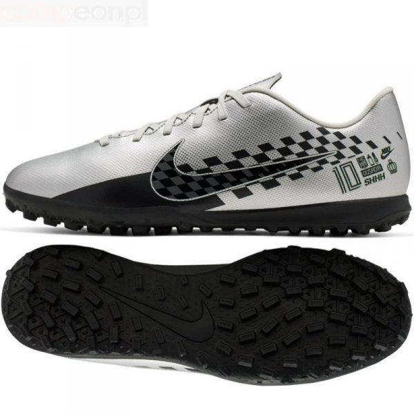 Buty Nike Mercurial Vapor 13 Club TF Neymar AT8000 006 szary 42 1/2