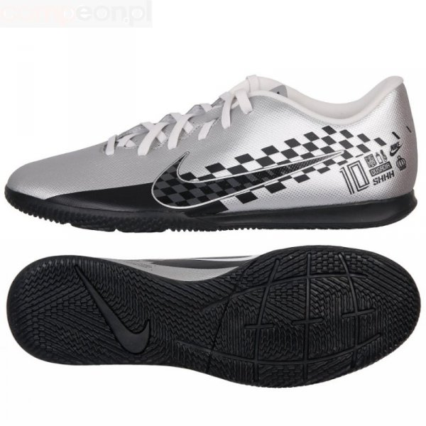 Buty Nike Mercurial Vapor 13 Club IC Neymar AT7998 006 szary 42 1/2