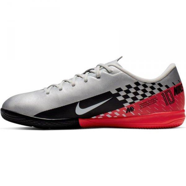Buty Nike Mercurial Vapor 13 Academy IC Neymar AT8139 006 szary 31 1/2