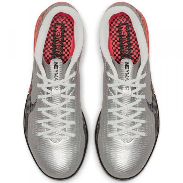 Buty Nike Mercurial Vapor 13 Academy IC Neymar AT8139 006 szary 35 1/2