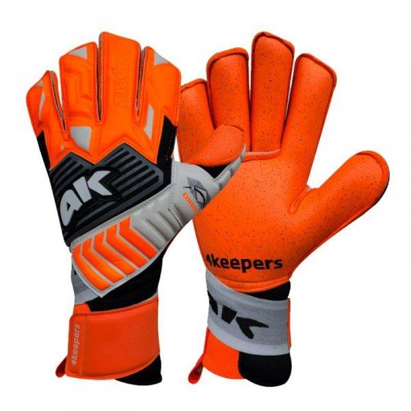 Rękawice 4keepers Diamo Taffe RF + płyn czyszczący pomarańczowy 9