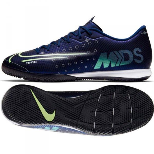 Buty Nike Mercurial Vapor 13 Academy MDS IC CJ1300 401 niebieski 39