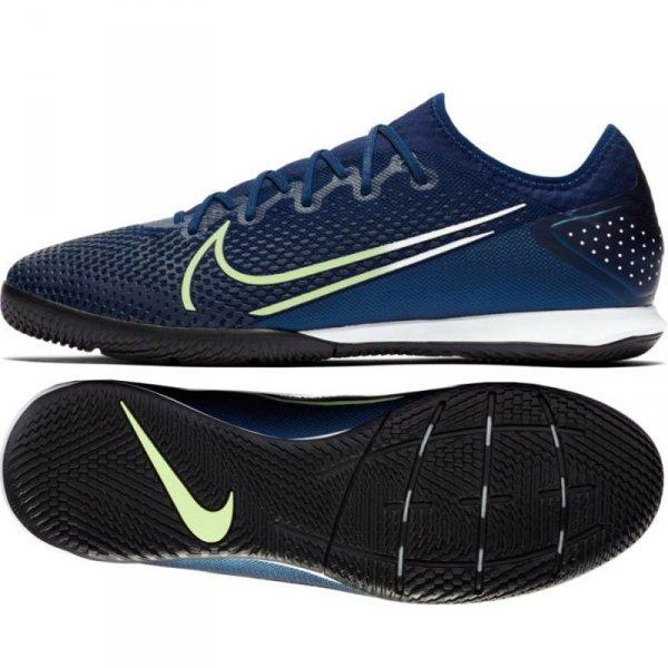 Buty Nike Mercurial Vapor 13 PRO MDS IC CJ1302 401 niebieski 39