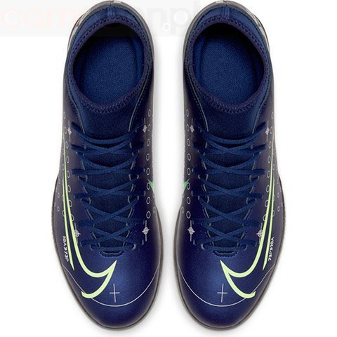 Buty Nike Mercurial Superfly 7 Club MDS IC BQ5462 401 niebieski 45