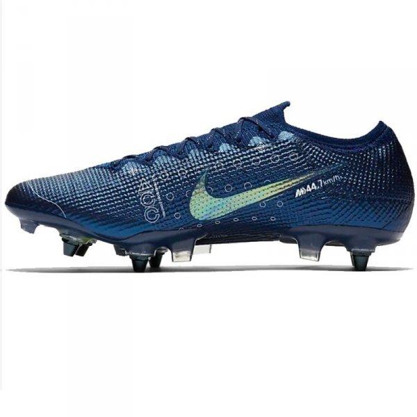 Buty Nike Mercurial Vapor 13 Elite MDS SG PRO AC CK2032 401 niebieski 42 1/2