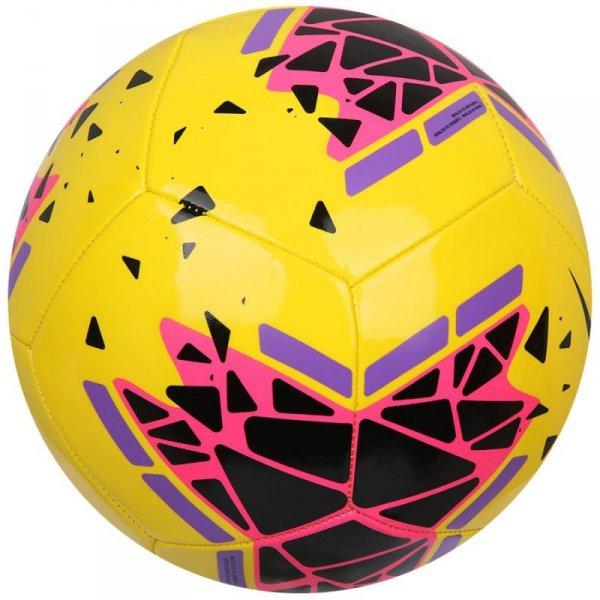 Piłka Nike Pitch SC3807 710 żółty 5
