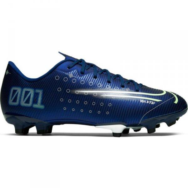 Buty Nike JR Mercurial Vapor 13 Academy MDS FG/MG CJ0980 401 niebieski 38