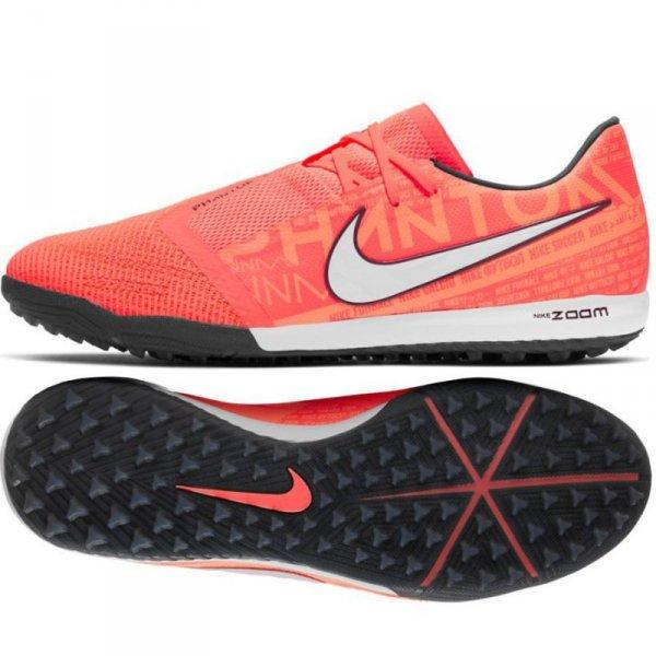 Buty Nike Zoom Phantom Venom PRO TF BQ7497 810 pomarańczowy 42 1/2