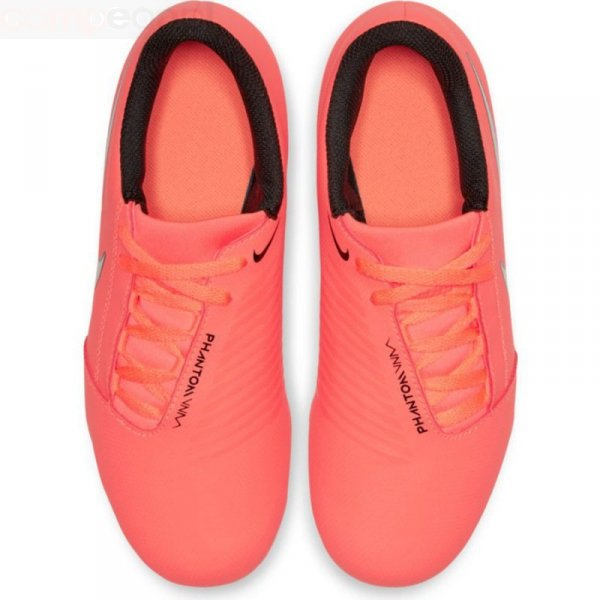 Buty Nike JR Phantom Venom Club FG AO0396 810 pomarańczowy 36 1/2