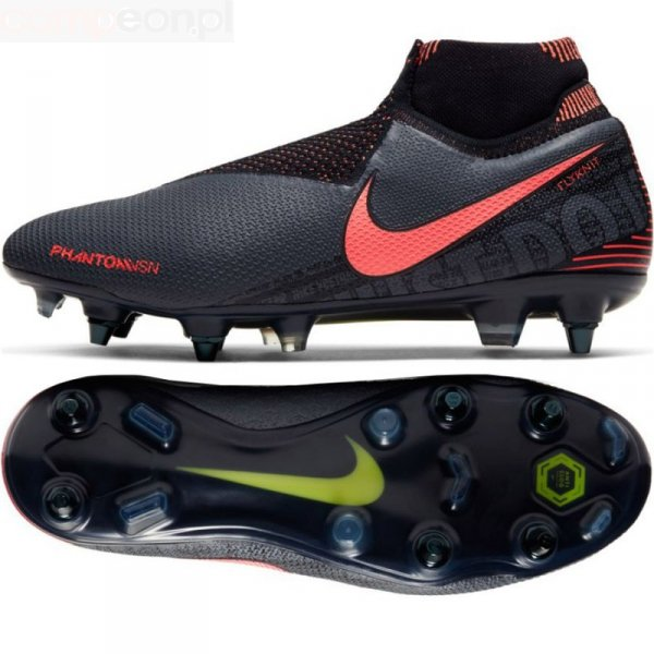 Buty Nike Phantom VSN Elite DF SG Pro AC AO3264 080 szary 44