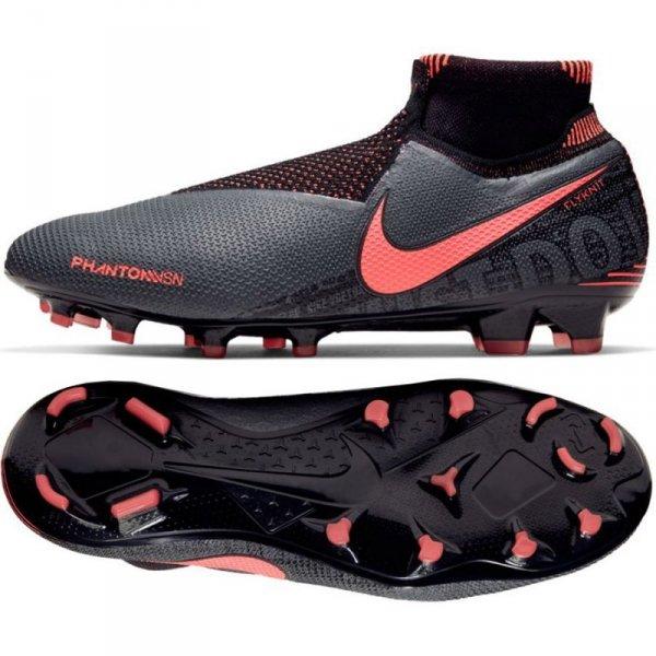 Buty Nike Phantom VSN Elite DF FG AO3262 080 szary 41