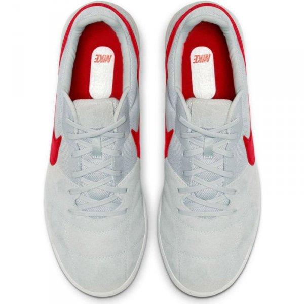 Buty Nike Premier Sala IC AV3153 061 szary 40 1/2