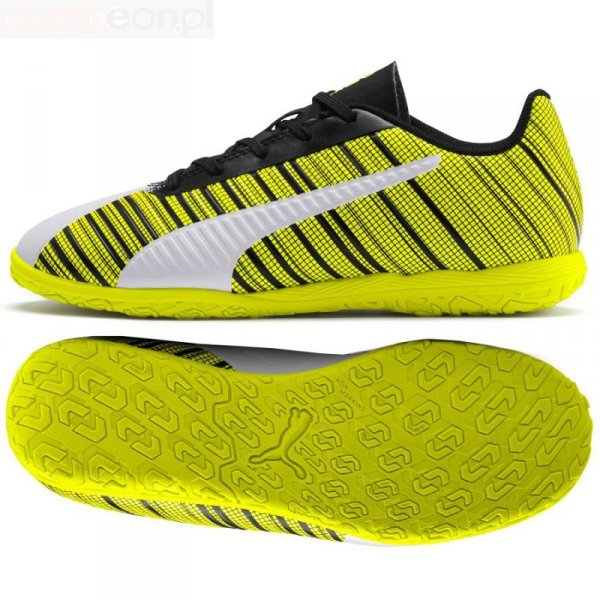 Buty Puma One 5.4 IT JR 105664 04 żółty 34