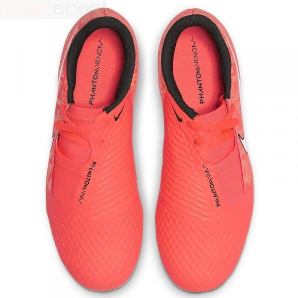 Buty Nike JR Phantom Venom Academy FG AO0362 810 pomarańczowy 38