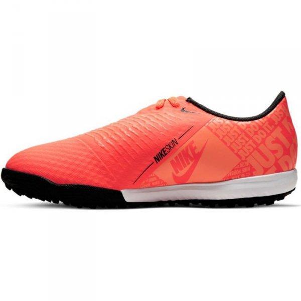 Buty Nike JR Phantom Venom Academy TF AO0377 810 pomarańczowy 35